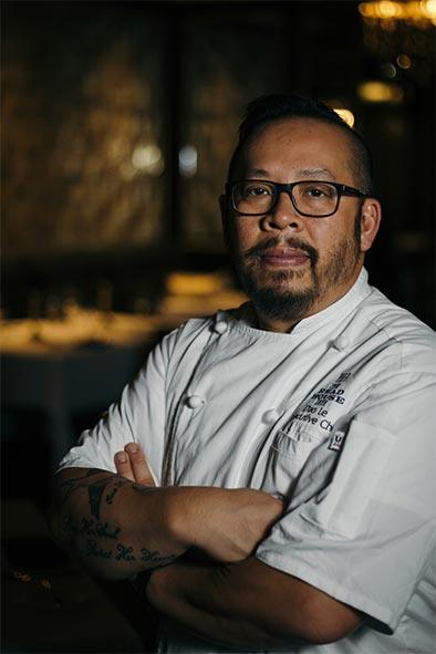 Bridgeman's Chophouse Executive Chef Dao Le