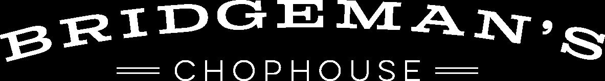 Bridgeman's Chophouse logo