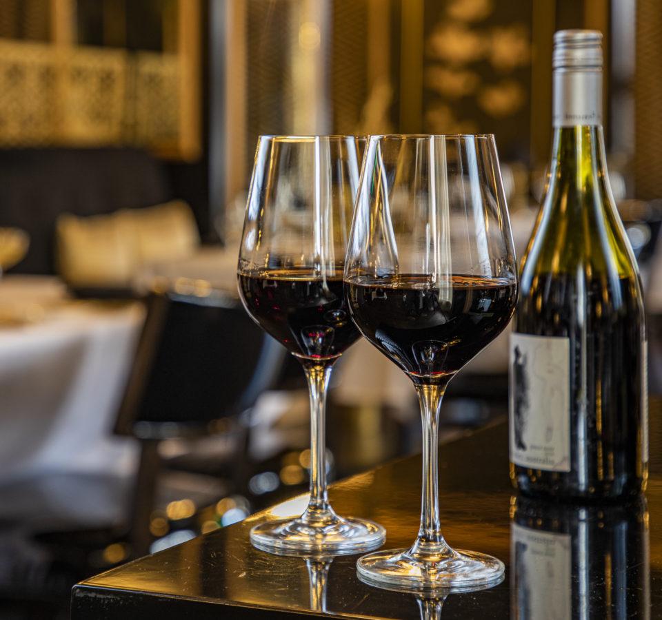 Bridgeman's Chophouse Extensive Wine List